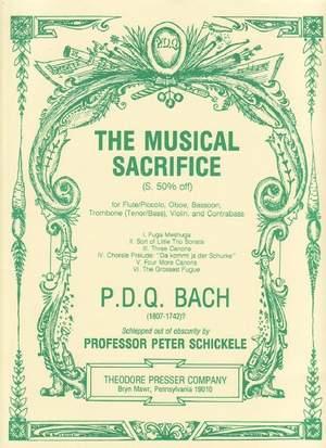 Bach: The Musical Sacrifice