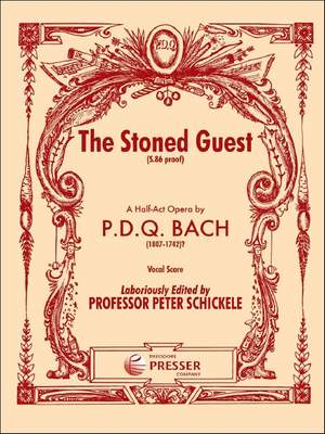 Bach: The Stoned Guest