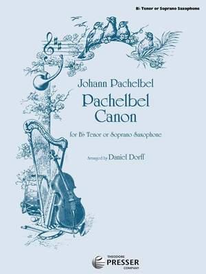 Pachelbel: Canon (sop/ten)