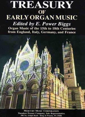 Various: A Treasury of early Organ Music