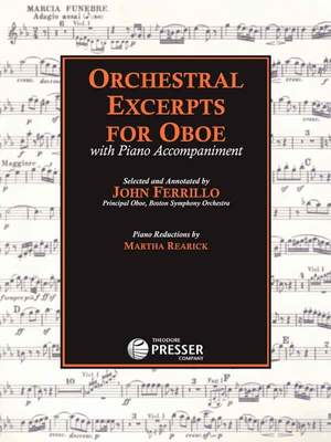Various: Orchestral Excerpts
