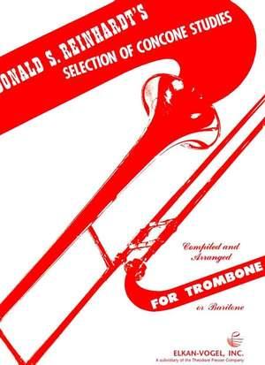 Reinhardt: Selection of Concone Studies