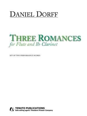 Dorff: 3 Romances