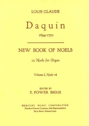 Louis-Claude Daquin: New Book Of Noels