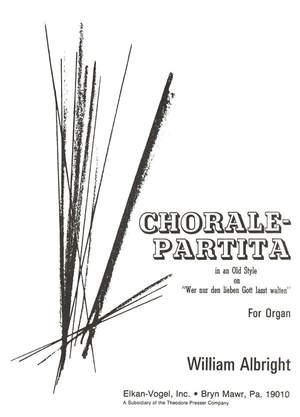 William Albright: Chorale-Partita