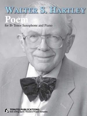 Hartley, W: Poem