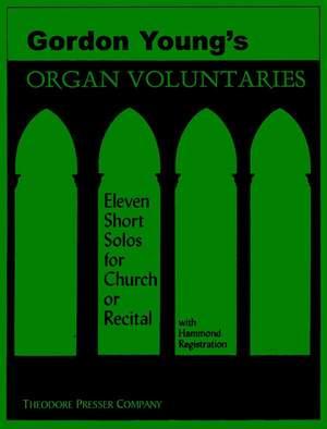 Young: Organ Voluntaries: 11 Short Solos