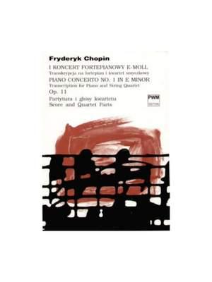 Chopin F: Piano Concerto E Minor