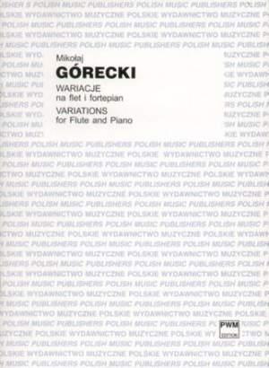 Gorecki M: Variationen