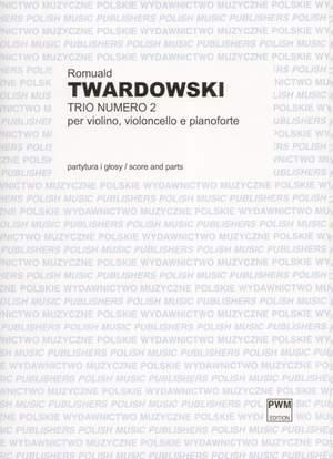 Twardowski, R: Trio Numero 2