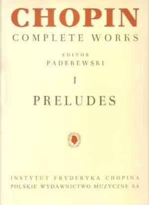 Chopin, F: Preludes