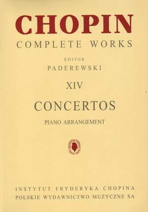 Chopin, F: Concertos