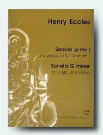 Eccles, H: Sonata g-Moll