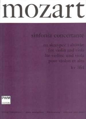 Mozart, W A: Sinfonia Concertante K364