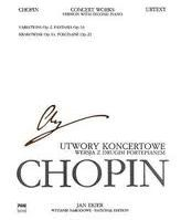 Chopin, F: Concert Works National Edition