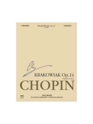 Chopin, F: Krakowiak Score op.14