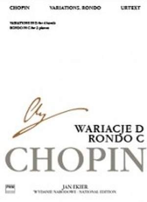 Chopin, F: Rondo in C Major for 2 Pianos