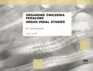 Chwedczuk, J: Organ Pedal Studies B 1