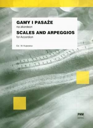 Kulpowicz, W: Scales And Arpeggios