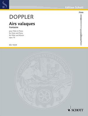 Doppler, A F: Airs valaques op. 10 Product Image