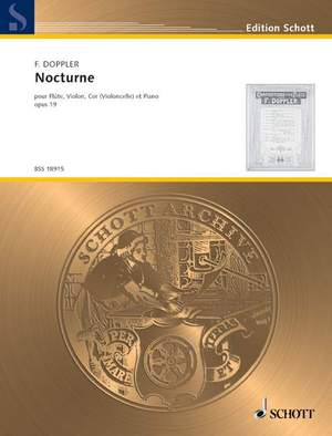 Doppler, A F: Nocturne op. 19 Product Image