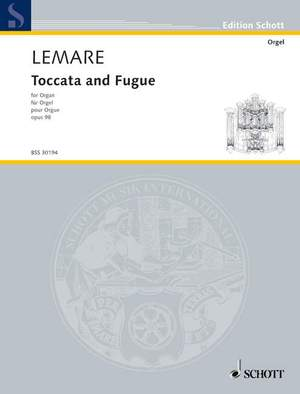 Lemare, E H: Toccata und Fuge op. 98