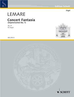 Lemare, E H: New Organ Music op. 91 Nr. 14