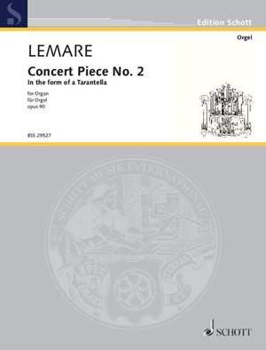 Lemare, E H: New Organ Music op. 90 Nr. 13