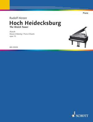 Herzer, R: Hoch Heidecksburg op. 10