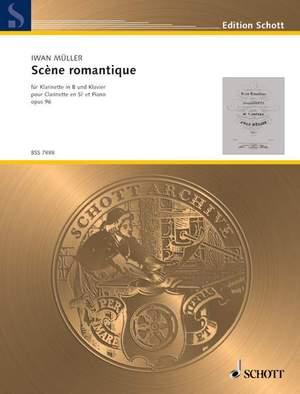Mueller, I: Scène romantique op. 96