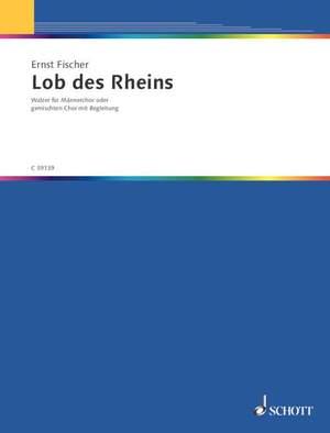 Fischer, E: Lob des Rheins