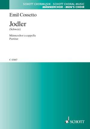 Cossetto, E: Jodler