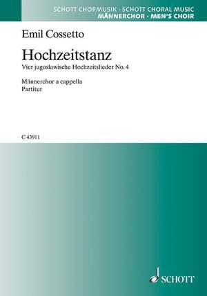 Cossetto, E: Jugoslawische Hochzeitslieder