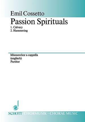 Cossetto, E: Passion Spirituals