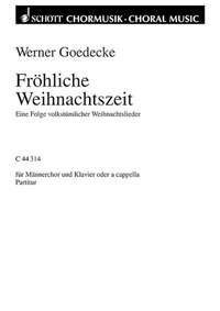 Goedecke, W: Fröhliche Weihnachtszeit