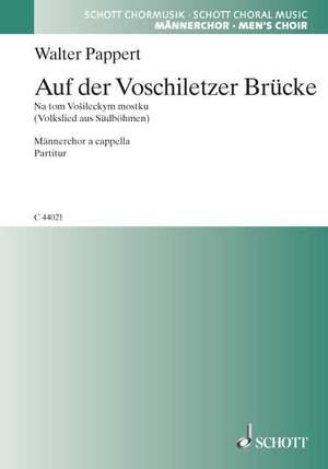 Pappert, W: Auf der Voschiletzer Brücke