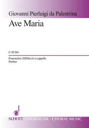 Palestrina: Ave Maria Product Image