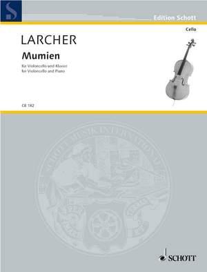 Larcher, T: Mumien Product Image