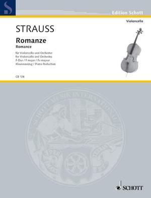 Strauss, R: Romance F Major o. Op. AV. 75