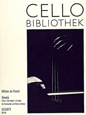 Fesch, W d: Sonata op. 8