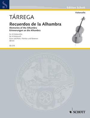 Tárrega, F: Memories of the Alhambra