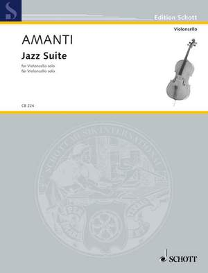 Amanti, L F: Jazz Suite Product Image