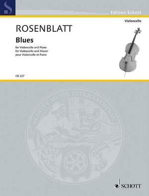 Rosenblatt, A: Blues