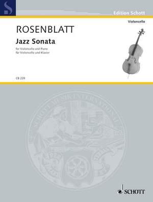 Rosenblatt, A: Jazz Sonata