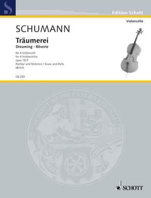 Schumann, R: Rêverie op. 15/7
