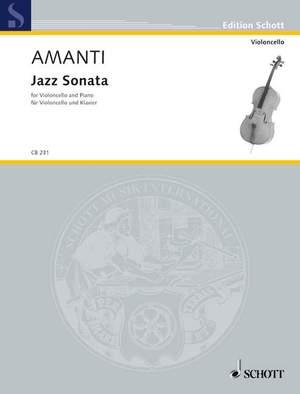 Amanti, L F: Jazz Sonata
