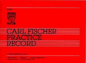 Fischer C: Practice Record