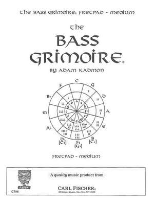 The Bass Guitar Grimoire Fretpad - Medium