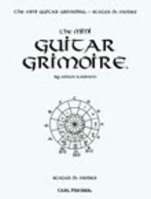 Adam Kadmon: The Mini Guitar Grimoire Product Image