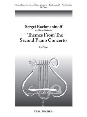 Rachmaninoff, S: Piano Concerto No.2 All